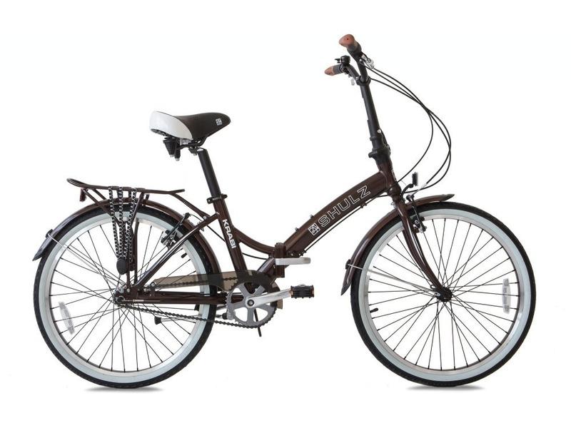 Велосипед Shulz Krabi 2015