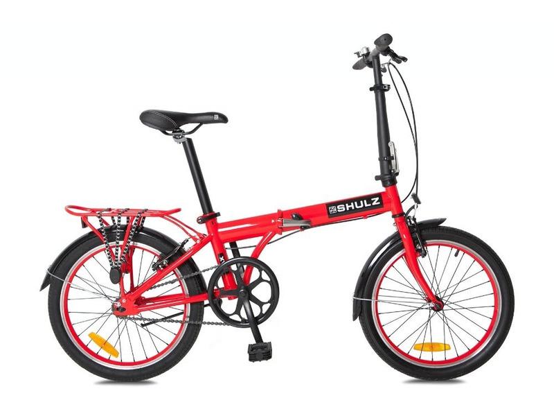 Купить Велосипед Shulz Max (2015) в интернет магазине. Цены, фото, описания, характеристики, отзывы, обзоры