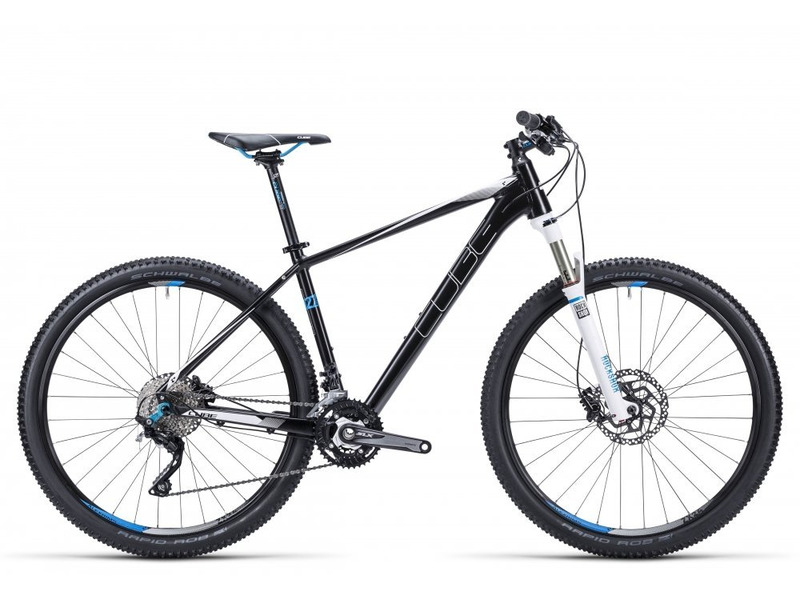 Купить Велосипед Cube LTD Pro 27.5 (2015)