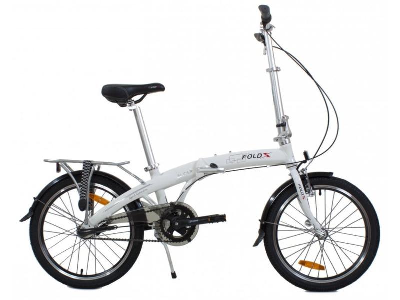 Купить Велосипед FoldX Slider (2015) в интернет магазине. Цены, фото, описания, характеристики, отзывы, обзоры