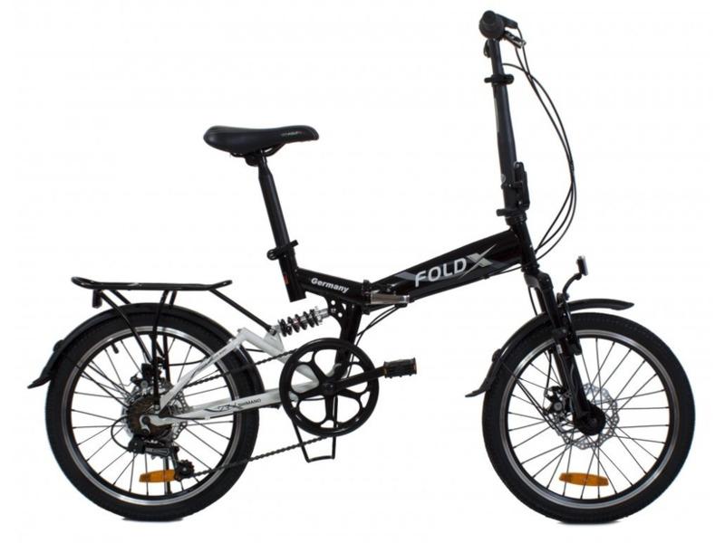 Велосипед FoldX Tokyo 2015