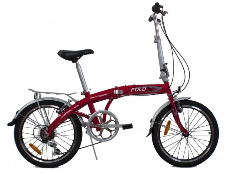 Купить Велосипед FoldX Twist (2015)