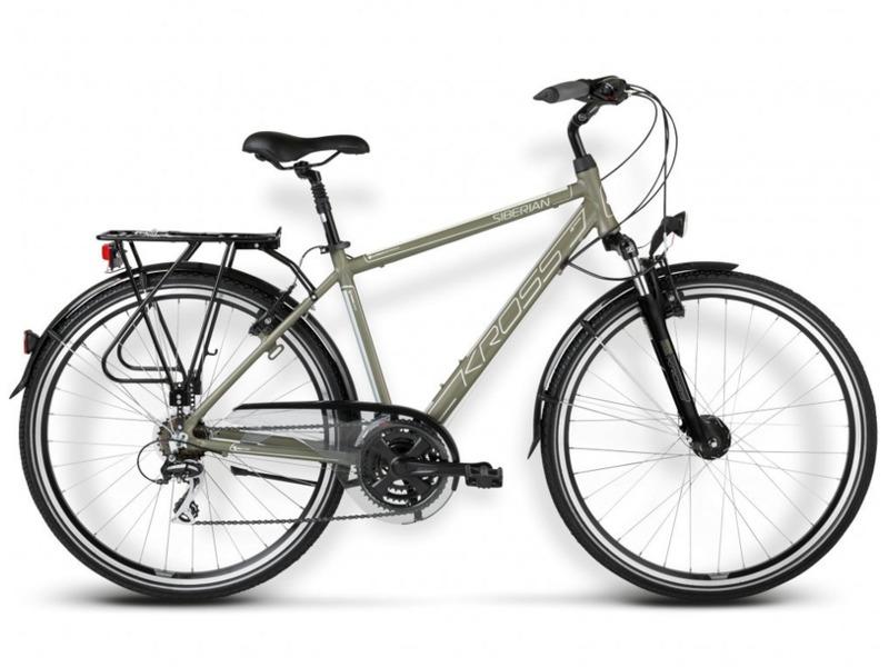 Купить Велосипед Kross Trans Siberian (2015) в интернет магазине. Цены, фото, описания, характеристики, отзывы, обзоры