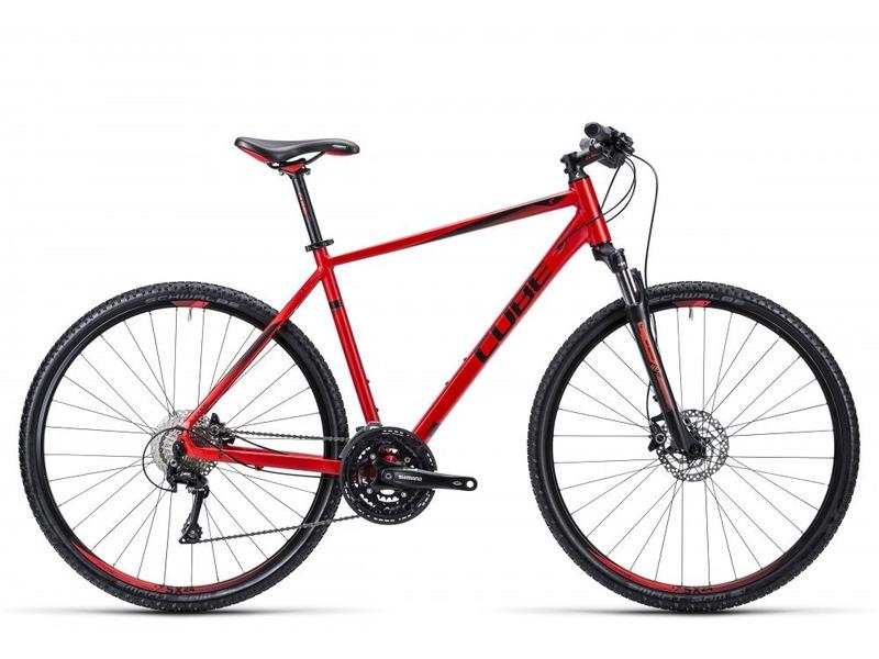 Купить Велосипед Cube Nature Pro (2015) в интернет магазине велосипедов. Выбрать велосипед. Цены, фото, отзывы