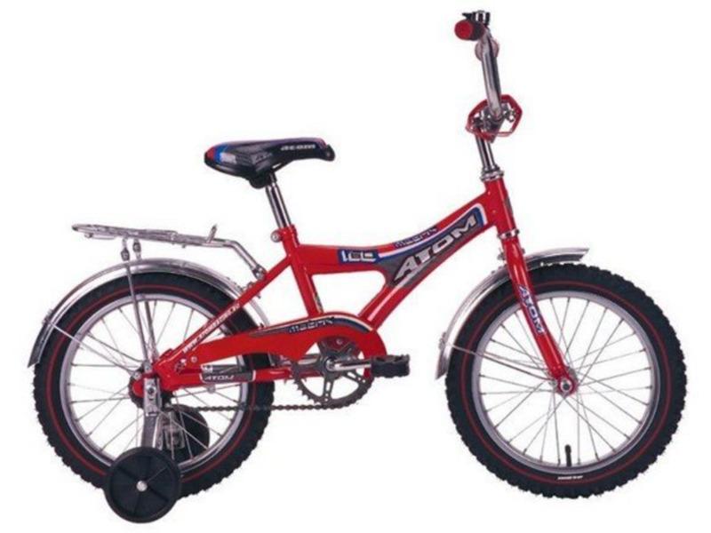 Купить Велосипед Atom 16 MATRIX 160 (2006) в интернет магазине. Цены, фото, описания, характеристики, отзывы, обзоры