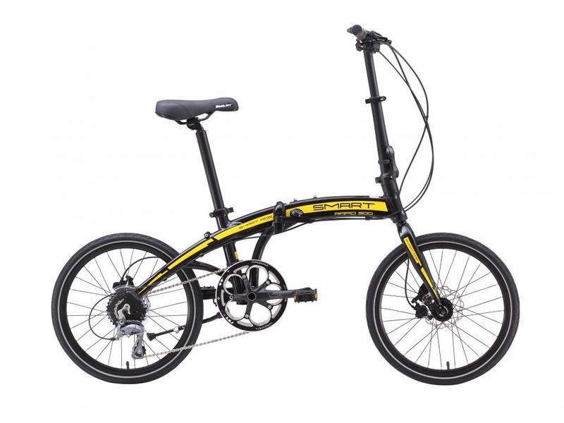Купить Велосипед Smart Rapid 300 (2015) в интернет магазине. Цены, фото, описания, характеристики, отзывы, обзоры