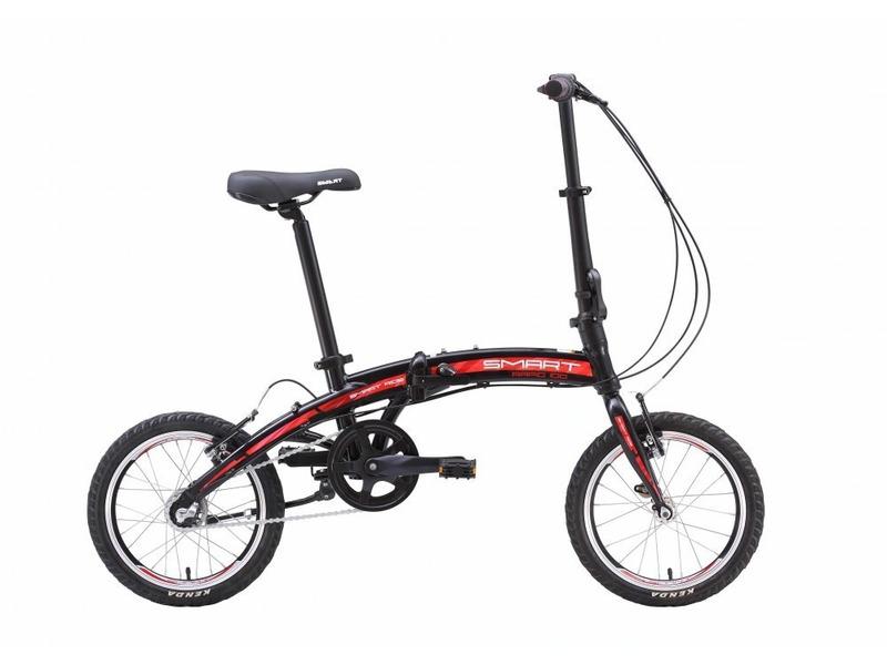 Велосипед Smart Rapid 100 2015