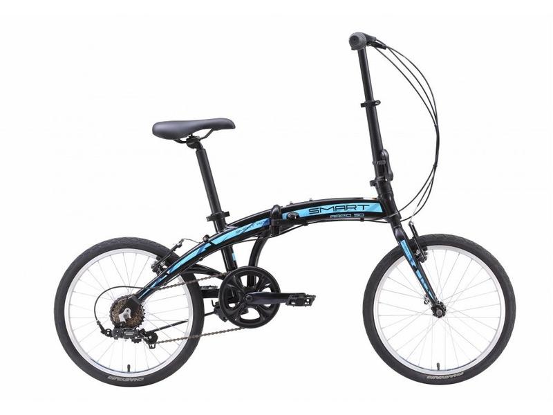 Купить Велосипед Smart Rapid 50 (2015) в интернет магазине. Цены, фото, описания, характеристики, отзывы, обзоры