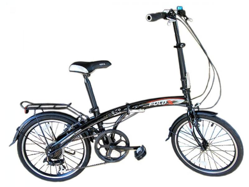 Велосипед FoldX Nagoya 2015