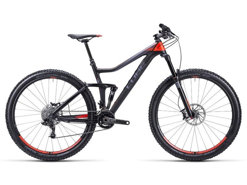 Купить Велосипед Cube Stereo 140 HPC Race 29 (2015)