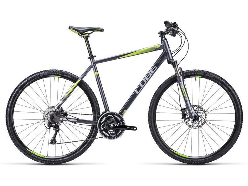 Купить Велосипед Cube Cross Pro (2015)