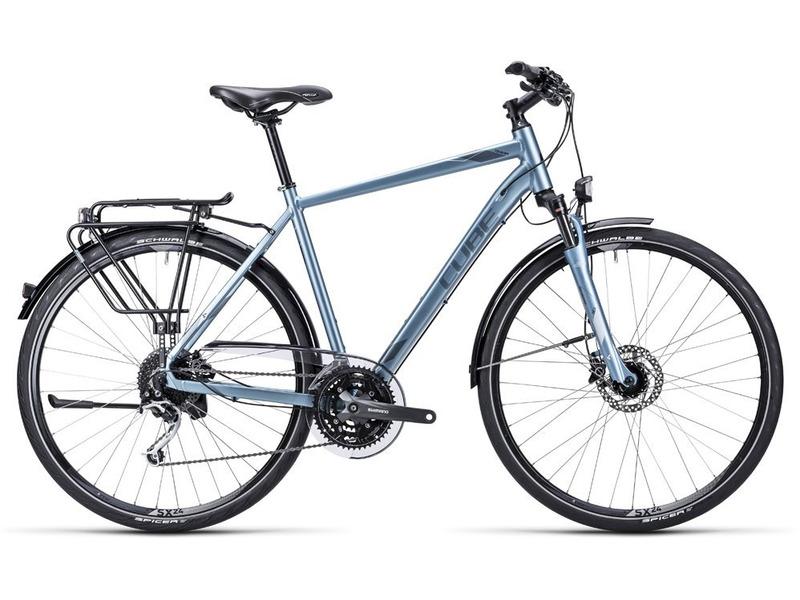 Купить Велосипед Cube Touring EXC (2015)