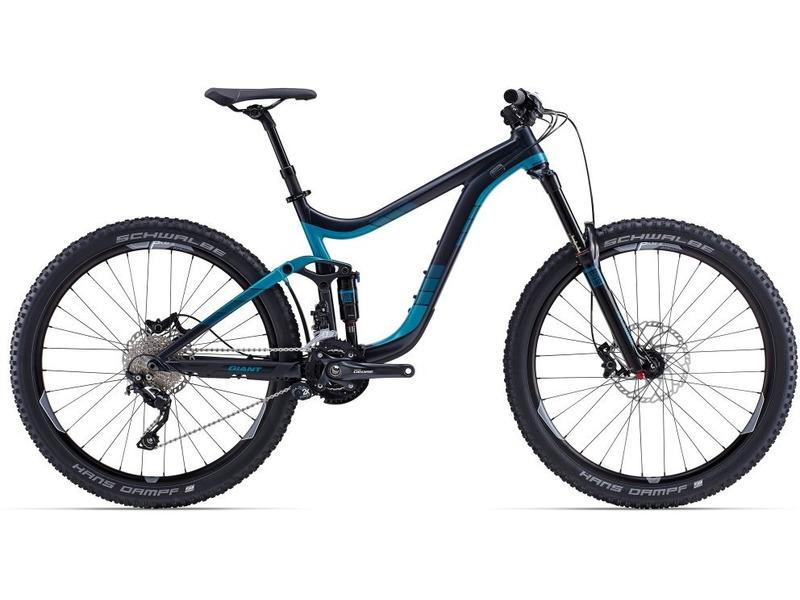 Купить Велосипед Giant Reign 27.5 2 (2015)