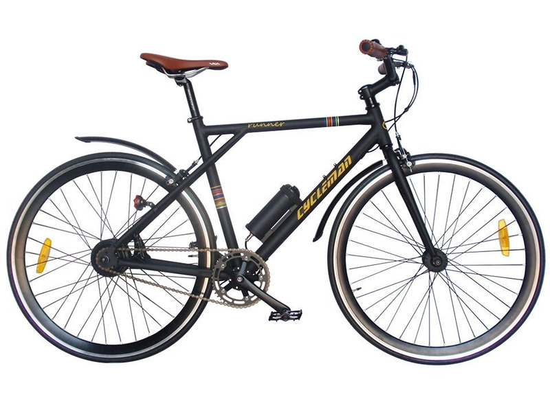 Велосипед Cycleman Runner 2015