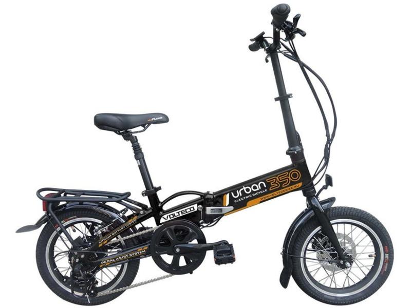 Купить Велосипед Volteco Urban 350 (2015)