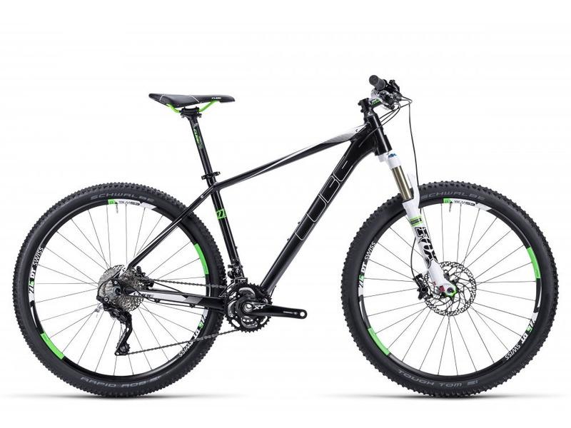 Купить Велосипед Cube LTD SL 27.5 2х10 (2015)