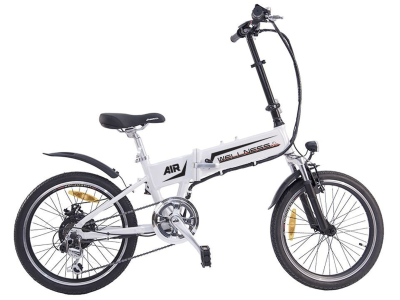 Купить Велосипед Wellness Air (2015) в интернет магазине. Цены, фото, описания, характеристики, отзывы, обзоры