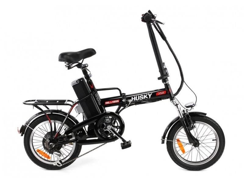Велосипед Wellness Hasky 2015