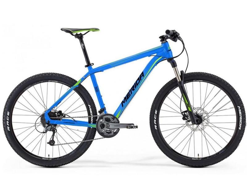 Купить Велосипед Merida Big.Seven 300 (2016)