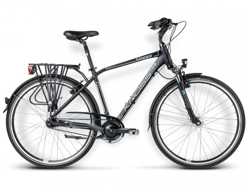 Велосипед Kross Trans Sander  2016