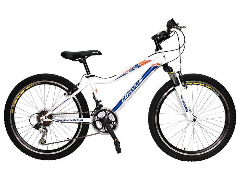 Купить Велосипед Corvus Unior 409 (2015) в интернет магазине. Цены, фото, описания, характеристики, отзывы, обзоры