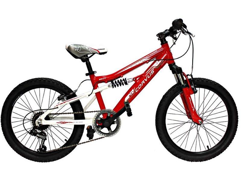 Купить Велосипед Corvus Kids 506 (2015) в интернет магазине. Цены, фото, описания, характеристики, отзывы, обзоры