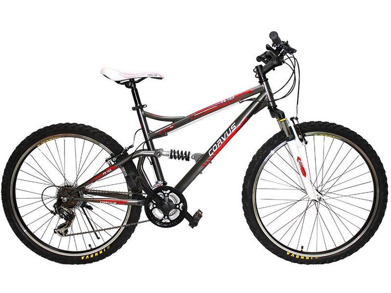 Велосипед Corvus FS 123 2015