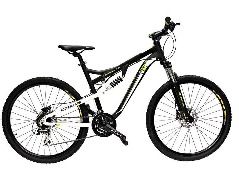 Купить Велосипед Corvus FS-650В 103 (2015)