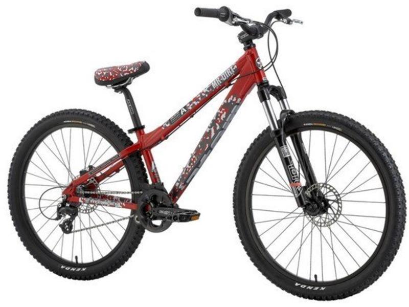 Купить Велосипед Atom Mr.Dirt (2007) в интернет магазине. Цены, фото, описания, характеристики, отзывы, обзоры