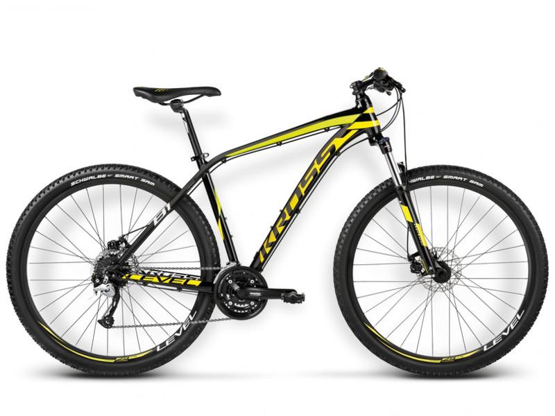 Купить Велосипед Kross Level B1  (2016) в интернет магазине. Цены, фото, описания, характеристики, отзывы, обзоры