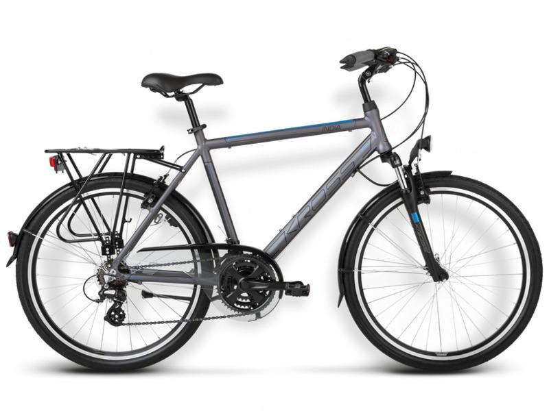 Купить Велосипед Kross Trans India  (2015) в интернет магазине. Цены, фото, описания, характеристики, отзывы, обзоры