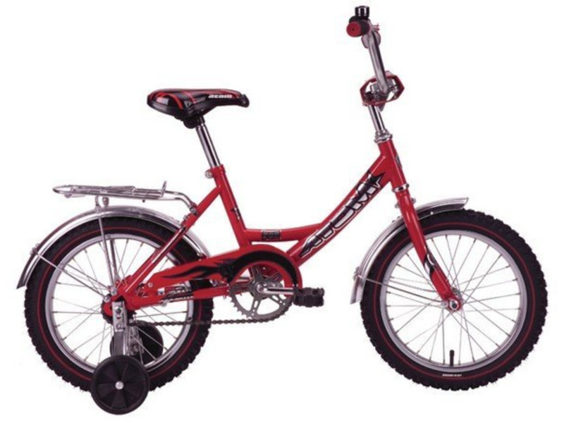 Купить Велосипед Atom Fox 16 (2007) в интернет магазине. Цены, фото, описания, характеристики, отзывы, обзоры