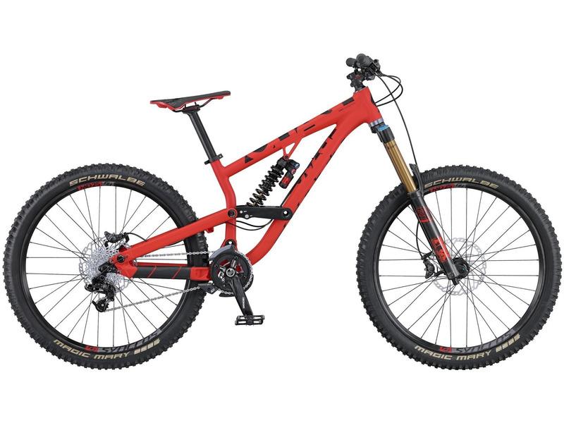 Купить Велосипед Scott Voltage FR 710 (2016)