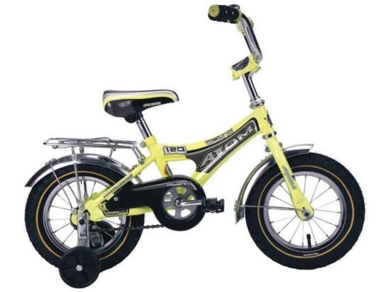 """Купить Велосипед Atom 12"""" MATRIX 120 (2007) в интернет магазине. Цены, фото, описания, характеристики, отзывы, обзоры"""