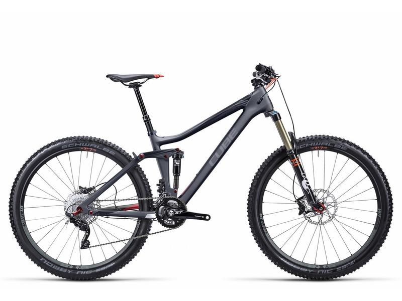 Купить Велосипед Cube Stereo 140 Super HPC Race 27.5 (2015)