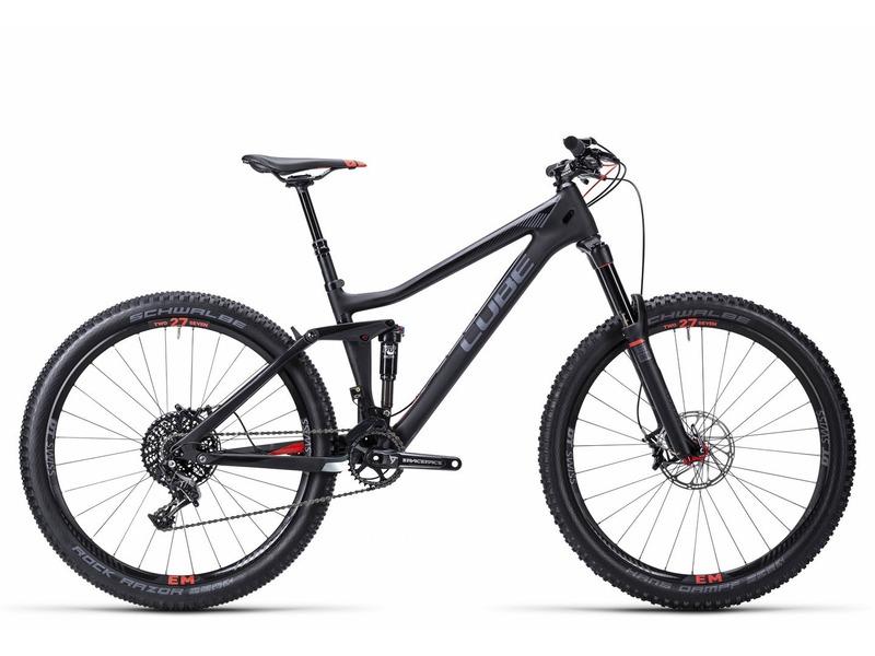 Велосипед Cube Stereo 140 Super HPC TM 27.5 2015