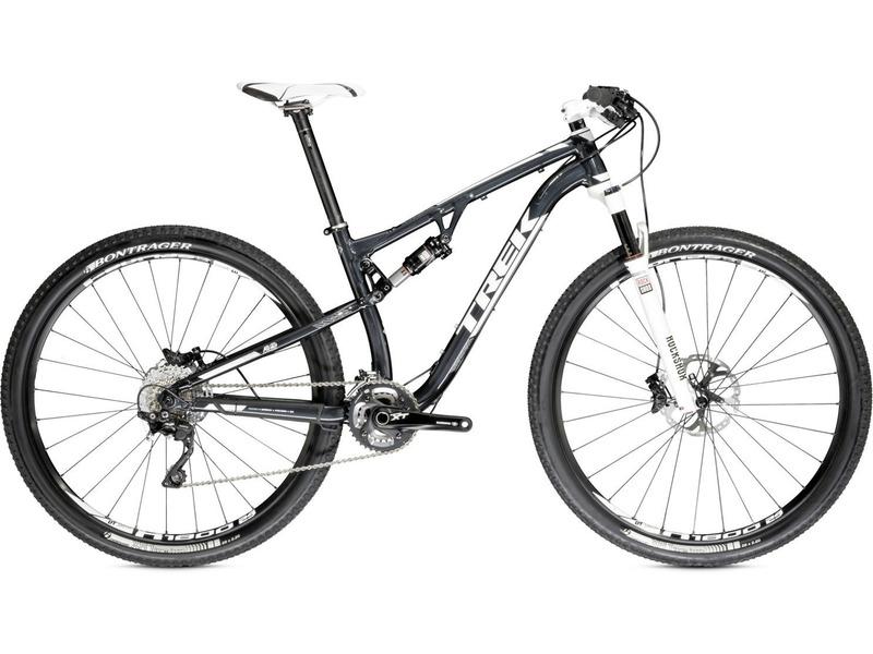 Велосипед Gary Fisher Superfly FS 9 2014
