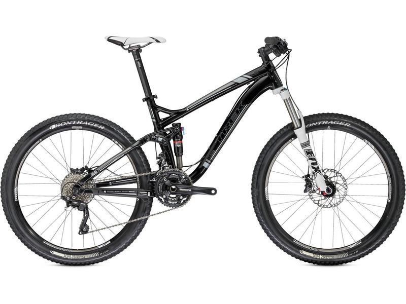 Велосипед Trek Fuel EX 8 26 2014