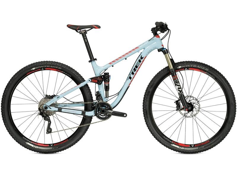Велосипед Trek Fuel EX 8 29 2015