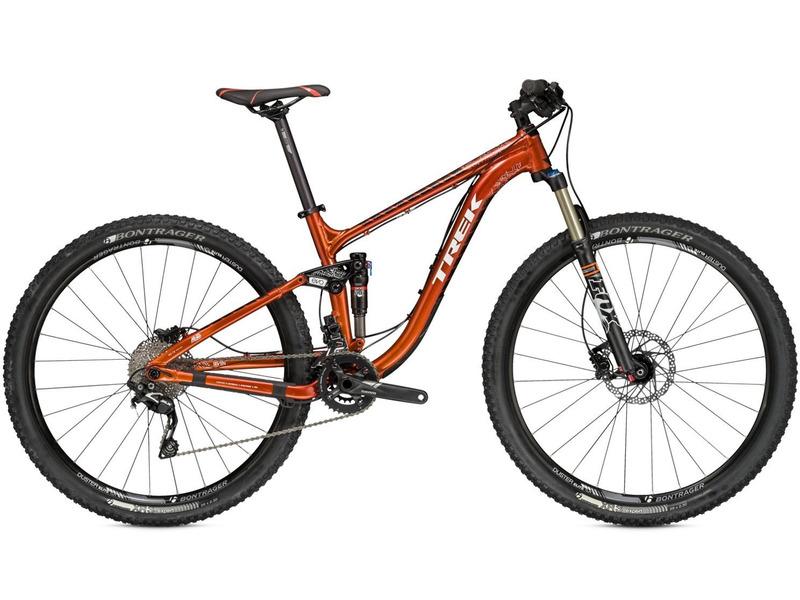 Велосипеды Двухподвесы Trek Remedy 9 29 (2015) фото