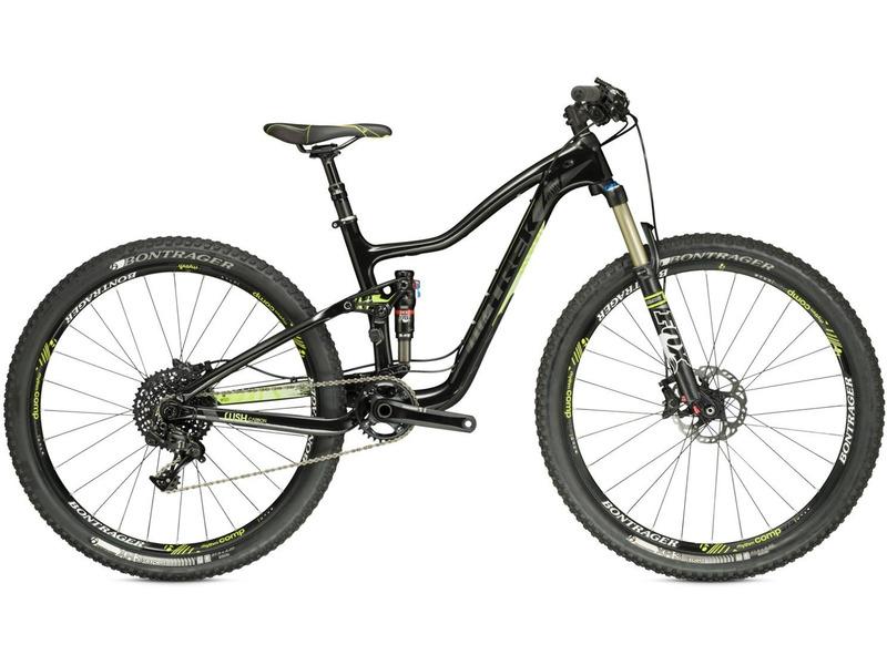 Велосипеды Женские Trek Lush Carbon 27.5 (2015) фото