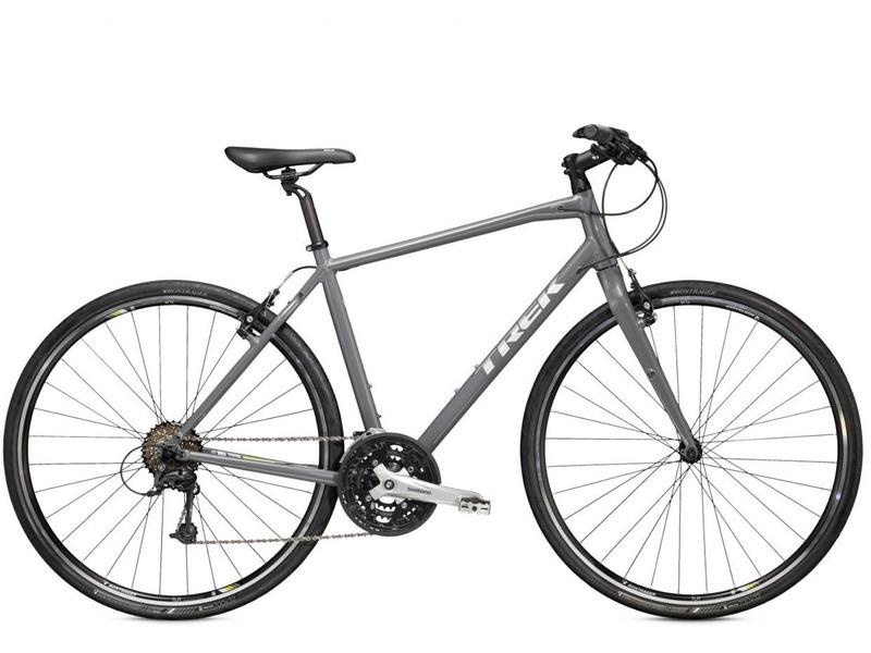 Купить Велосипед Trek 7.4 FX (2015)