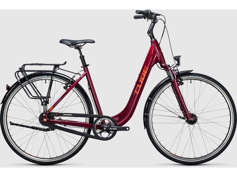 Велосипед Cube Town Pro Lady 2017