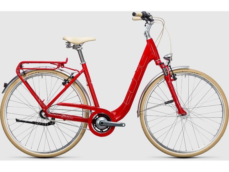 Велосипед Cube Elly Cruise 2017