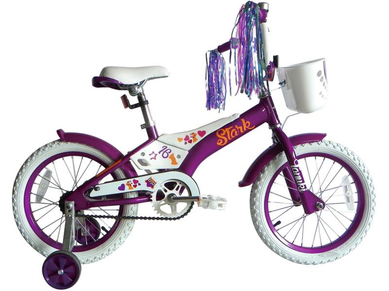 Купить Велосипед Stark Tanuki 16 Girl (2017)