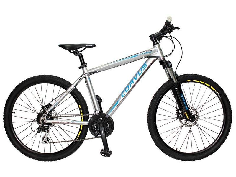 Купить Велосипед Corvus XC 207 (2016) в интернет магазине. Цены, фото, описания, характеристики, отзывы, обзоры