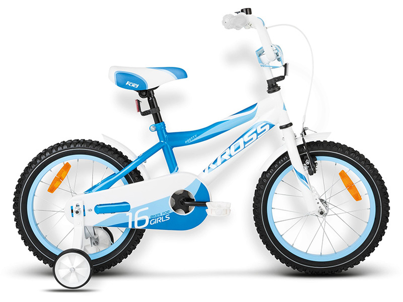 Велосипеды Детские Kross Kid Pretty 16 (2015)