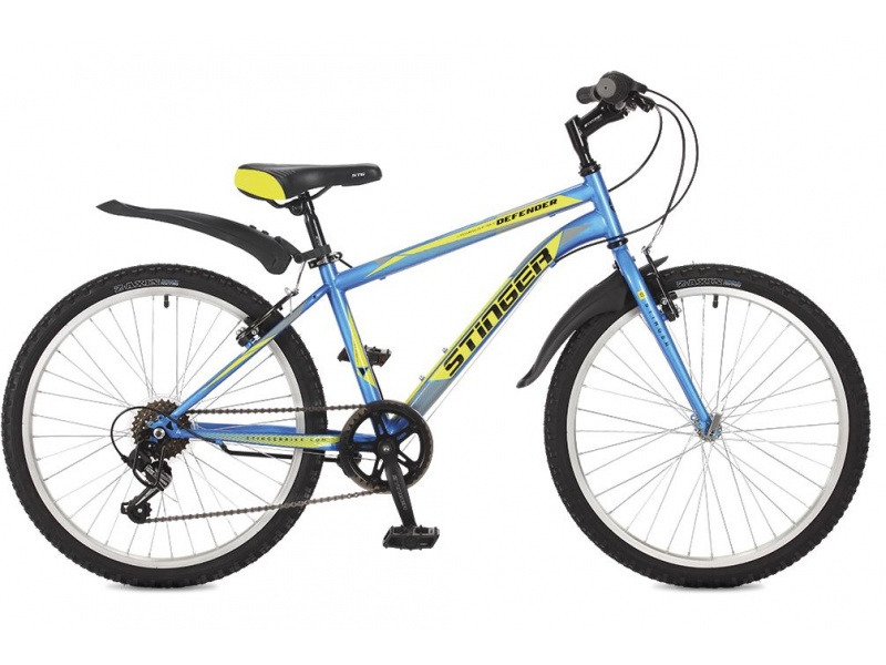 Велосипед Stinger Defender 24 2017