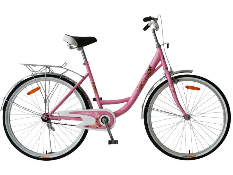 Купить Велосипед Novatrack Lady 26 (2015)