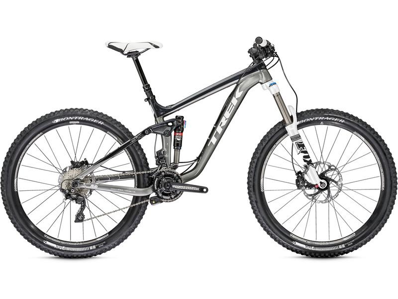 Купить Велосипед Trek Slash 8 27.5 (2014)